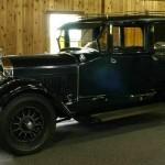Restauración coches clásicos Valencia Lincon 1929