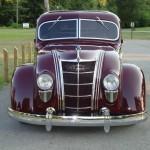 Restauración coches clásicos Valencia airflow imperial 1934