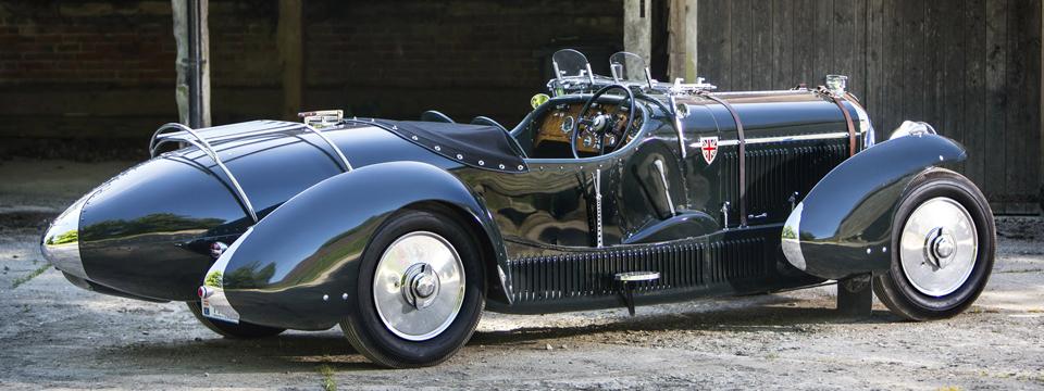Bentley Torpedo