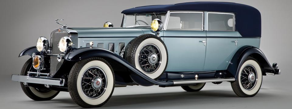 Cadillac Sixteen V16