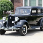 Restauración coches clásicos Valencia Plymouth 1934