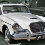 Studebaker Golden Hawk 1960